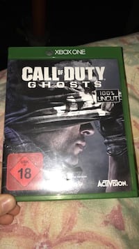 Call of Duty Ghosts Xbox One Spieletui Fellen, 97778