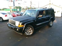 2008 Jeep Commander Limited  Willingboro, 08046