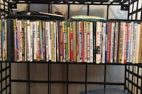 CD and movies $1 each some are free