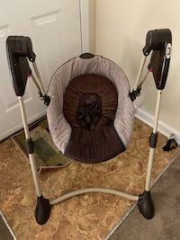 Baby's black and gray swing chair Rock Hill, 29732