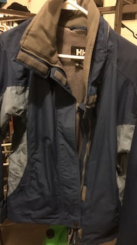 Men's jelly Hansen jacket. Size lg Conception Bay South, A1X 6M2
