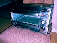 black and gray toaster oven Barrie, L4N 8P9