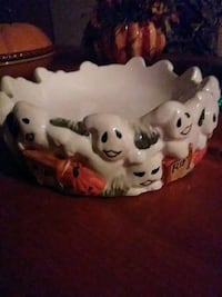 Candy, candle , ect bowl. For halloween Warren, 48092