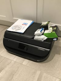 HP Printer with Extra New Ink London
