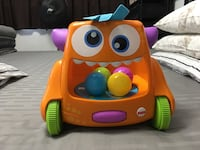 Fisher-Price Zoom 'n Crawl Monster Mississauga, L4Y