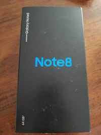 Samsung Galaxy note 8 null