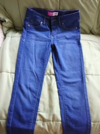 Girls size 10 skinny crop jeans East Peoria, 61611