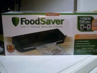 FoodSaver. Number 1 selling food saving device.