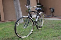 Black Beach Cruiser with Crome Tire Covers Ontario, 91761