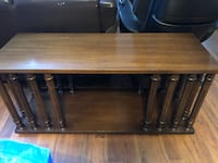 Solid Wood entertainment center/ TV Stand Rockville, 20853