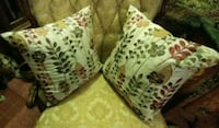 Set of pier 1throw pillow- very clean Hagerstown, 21742
