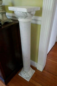 Heavy, solid marble plant stand Frederick, 21701