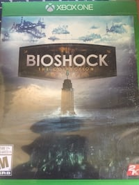 Bioshock collection Xbox one  Toronto, M5T 1N1