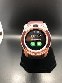 NEW ANDROID SMART WATCH! NO SIM CARD NEEDED! DELIVER TO MOST AREAS !