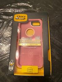 Pink iPhone otter box iPhone 7/8 case London, N6E 1H6