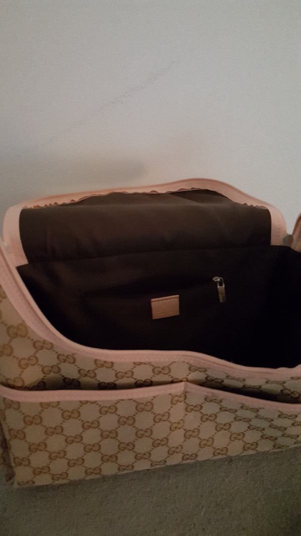 cf5d590355c7 Used Girls Gucci diaper bag for sale in Rochester - letgo
