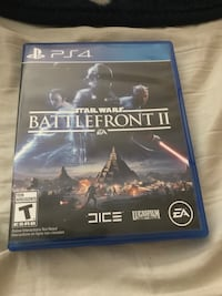 Star wars Battlefront 2 PS4 Guelph, N1G 1X1