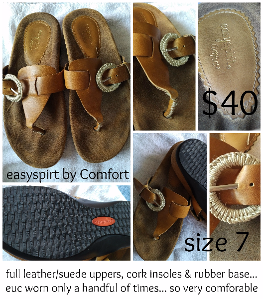 7678548c6fef Brukt SANDALS ~ All Birkenstock Knockoffs til salgs i Kitchener