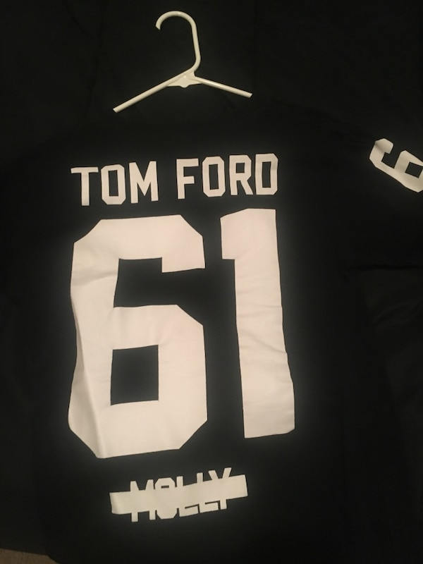 Used Black Tom Ford 61 Jersey Shirt For Sale In Houston Letgo