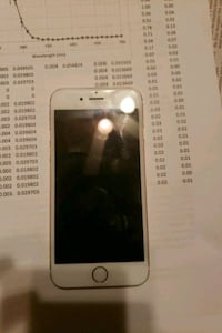 silver iPhone 6  Penticton, V2A 6G6