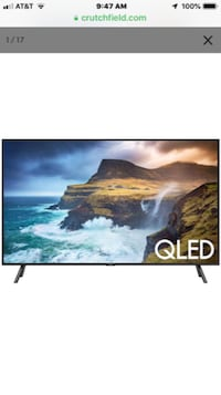 BRAND NEW SAMSUNG 2019 MODEL QLED 82 INCH Q70R 4K SMART HDR 240 HZ Queens County