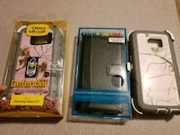 three assorted andriod cases in packs Timberlea, B3T 1J5