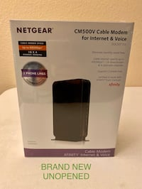 NETGEAR CM500V Cable Modem for Internet and voice. Las Vegas, 89113