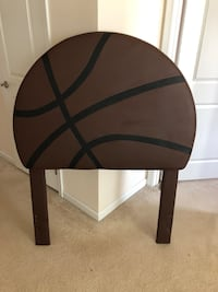 Kids Basketball Twin Bed Headboard  Smithfield, 23430
