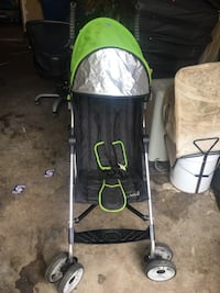 black and green lightweight stroller Herndon, 20170