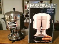 Farberware coffee urn party 12-36 cups cafetière. Montreal, H3M