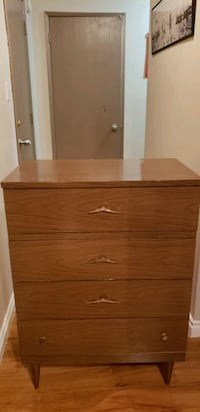 Dark Brown Wooden Dresser need gone ASAFP Calgary, T2S 2B2