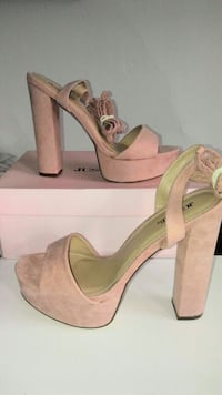 New with box pink heals Lincoln, 01773