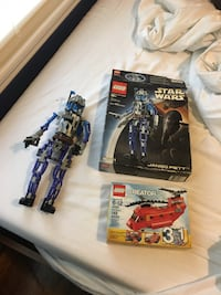 Lego Star Wars, and LEGO set, both complete Manalapan, 07726