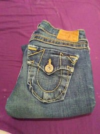 Woman's true religion jeans   Edmonton, T5A 4K5