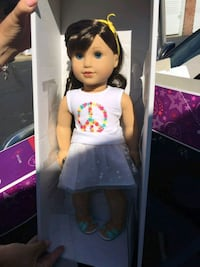 American girl doll of year grace  Alexandria