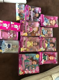 Disney princess collection never opened Waltham, 02452