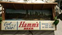 Lighted Hamm's Beer Sign Hanover, 21076