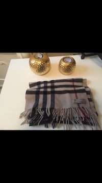 Authentic Burberry scarf-Originally bought @$500 Vaughan, L4L 1A6