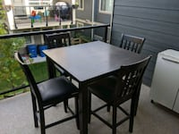 4 chair dining table set Langley City, V2Y 1R4
