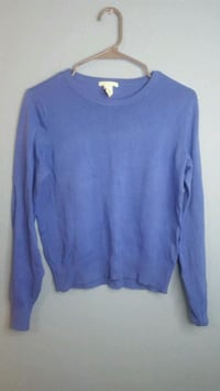Womens S Blue Sweater Fashion Anchorage, 99507