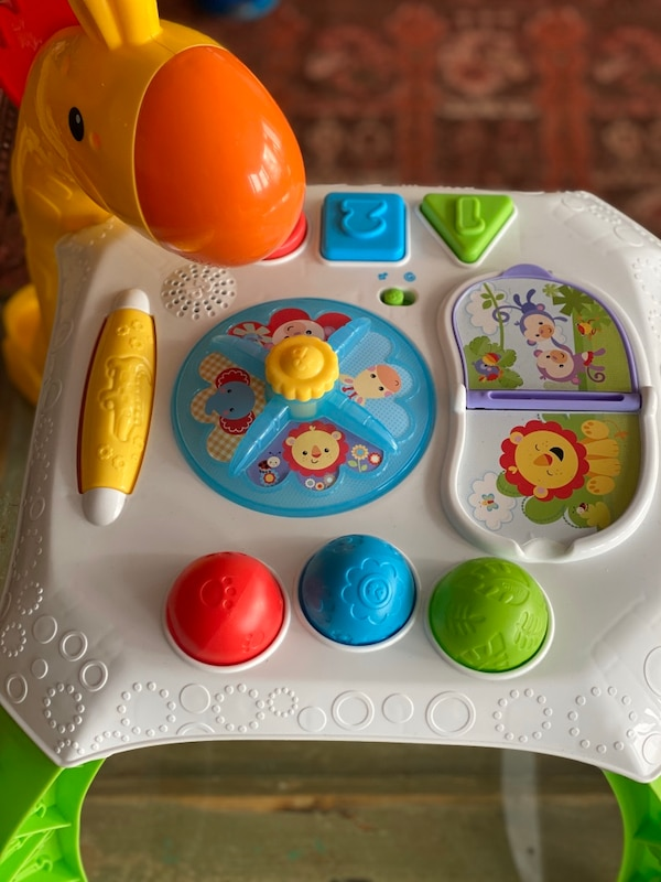 Fisher kid's play board 1