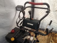 Craftsman snow blower electric start 400 or b/o need gone  Guelph