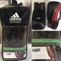 Adidas fight gloves Charles Town, 25414