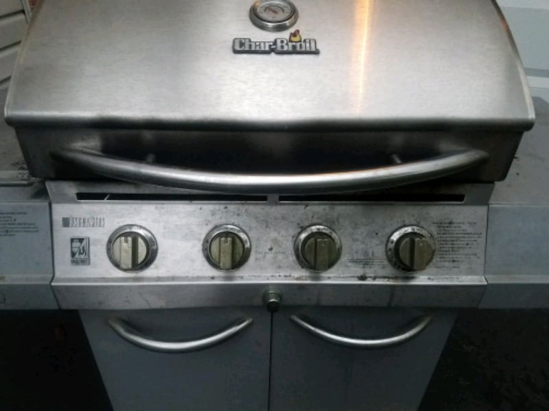 Charbroil grill 4