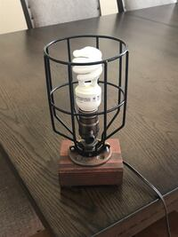 "Industrial look Desk Lamp. 9"" tall  Myrtle Beach, 29588"