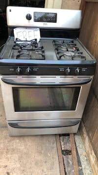 black and gray gas range oven Modesto, 95350