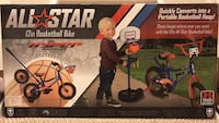 Hyper All Star 12in Basketball Bike- NEW in Box Hagerstown, 21740