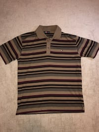 Tommy Hilfiger Polo. Size large but fits medium  Vancouver, V5S 4Y1