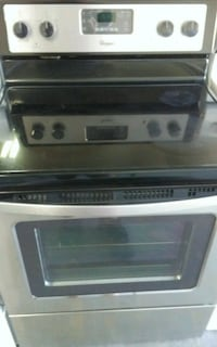black and gray induction range oven Tampa, 33604