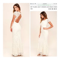 White Lace Wedding Dress (NWT) Woodbridge, 22193